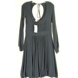 Vertigo Paris Dresses - Vertigo-Paris-dress-S-NWT-black-bubble-hem-low-cu